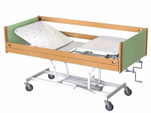 Медицинская электрическая кровать для больного