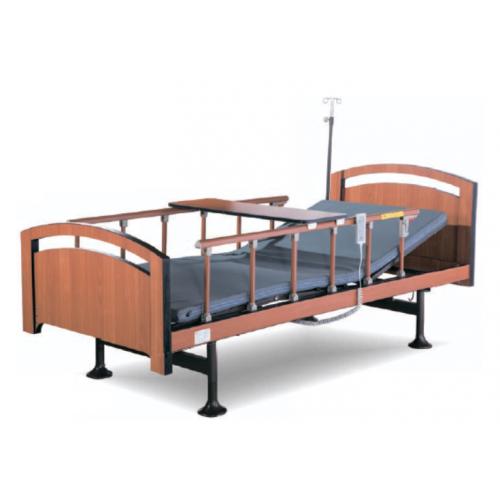 Медицинская трехсекционная кровать