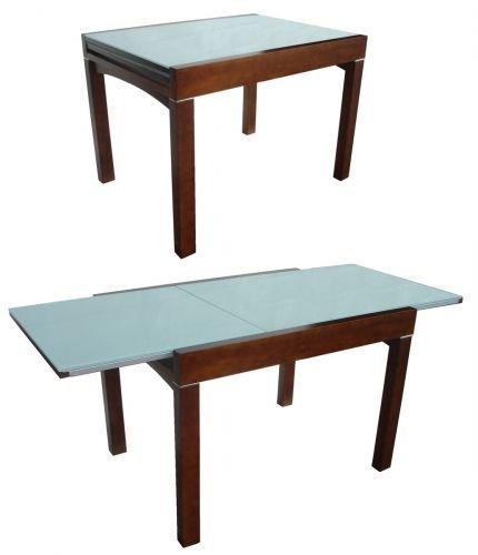 Обеденный деревянный раскладной стол ВТ-3060