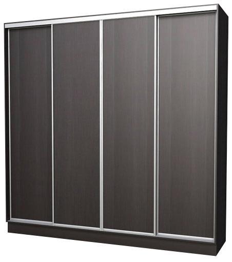 Отличительной чертой шкафа купе от обычного шкафа является его раздвижная система