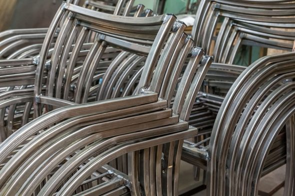 Плетение мебели из искусственного ротанга своими руками