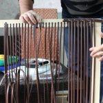 Плетение столешницы своими руками
