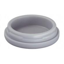 Подпятник мебельный 20 мм, серый