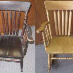 Ремонт стульев-новая жизнь