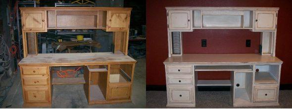 Реставрация мебели