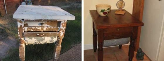 Реставрация старой мебели своими руками фото