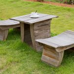 Садовая мебель своими руками-вариант дизайна