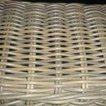 Самодельная мебель из искусственного ротанга