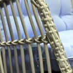 Широкое ротанговое плетение