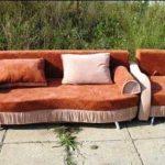 Дачная мягкая мебель, изготовленная своими руками