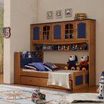 Детская комната с мебелью из дуба