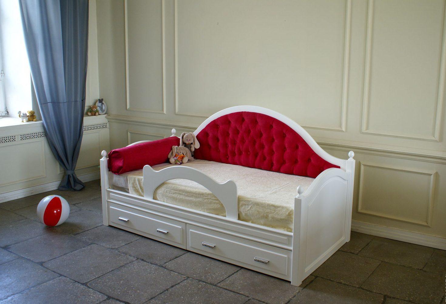Как сделать боковую спинку кровати