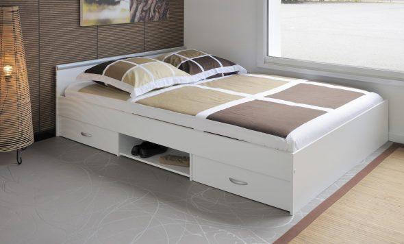 двуспальная кровать 140 200 см