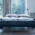 Эксклюзивная кровать у окна для спальни математика