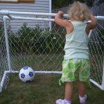 Футбольные детские ворота