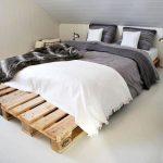 Гостевая спальня в стиле минимализм