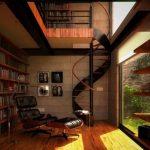 Идеи установки книжных полок
