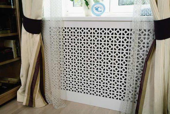 Конструкция для радиаторов отопления