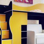 Красивая мебель для маленькой комнаты