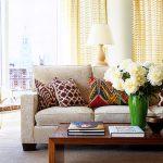 Красивые и оригинальные диванные подушки