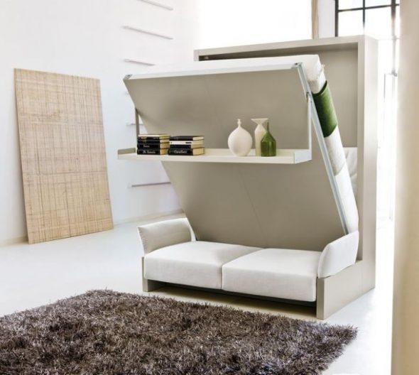 Кровать-диван для гостиной