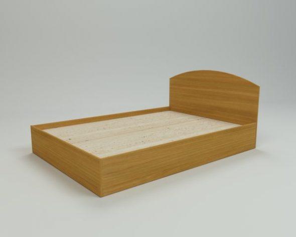 кровать из ДСП своими руками