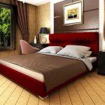 """Кровать """"Камелия"""" для роскошной спальни"""
