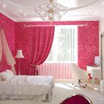 Кровать с балдахином для девочки подростка