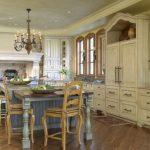 кухня в старинном стиле