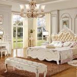 Лучшая мебель для спальни из массива