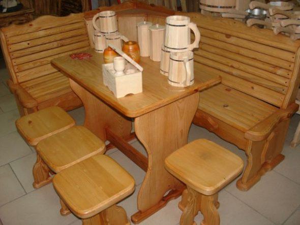 Мебель для кухни или кафе