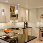 Обустройство освещения для кухни