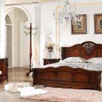 """Оригинальная спальня из дерева """"Милана"""""""
