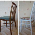 переделка стула