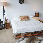 Передвижная кровать, изготовленная с любовью