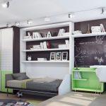 Правильная мебель для мальчика в комнату
