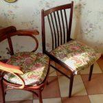 проект реставрации стула