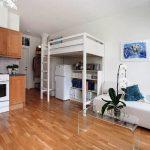Расположение мебели в смарт квартире