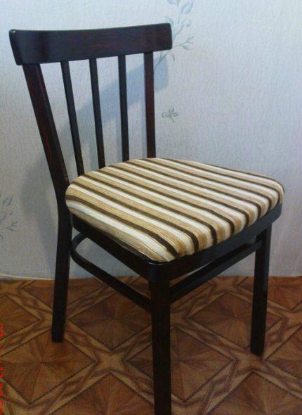 ремонт мебели своими руками-реставрация стульев