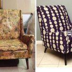 Реставрация мягкого кресла своими руками