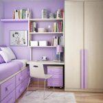 Романтичная подростковая спальня