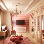 Роскошная спальня для будущей леди