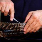 сделать плетеную мебель из лозы искусственного ротанга
