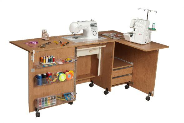 сделать своими руками стол для швейной машины