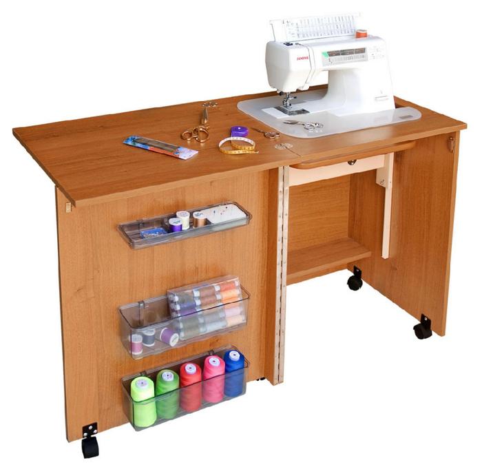 Как сделать стол под швейную машинку