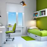 Современная спальня для современной маленькой леди