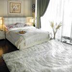 """Спальня """"Орхидея"""" с кроватью с мягкой спинкой"""