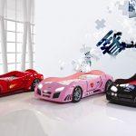 Стильные кровати в виде машин на выбор