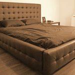 Удобная и большая кровать для хорошего сна своими руками