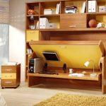 Удобная и функциональная мебель-трансформер для маленькой комнаты